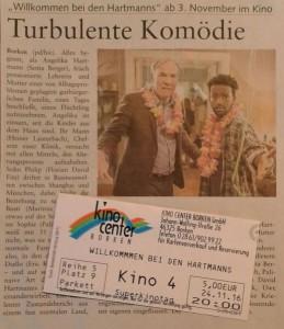 16.11.24 - HWH - Besuch Kino bei Hartmanns - Kino